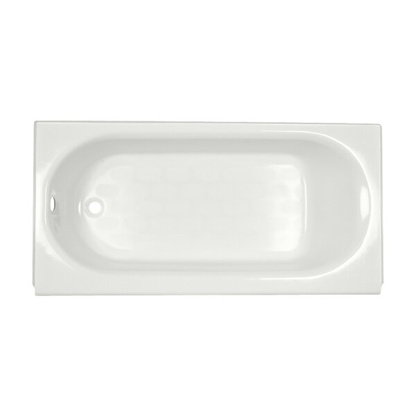 Princeton 60 x 30 Above Floor Recess Soaking Bathtub with Overflow by American Standard