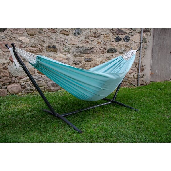 Double Camping Hammock with Stand by Vivere Hammocks Vivere Hammocks