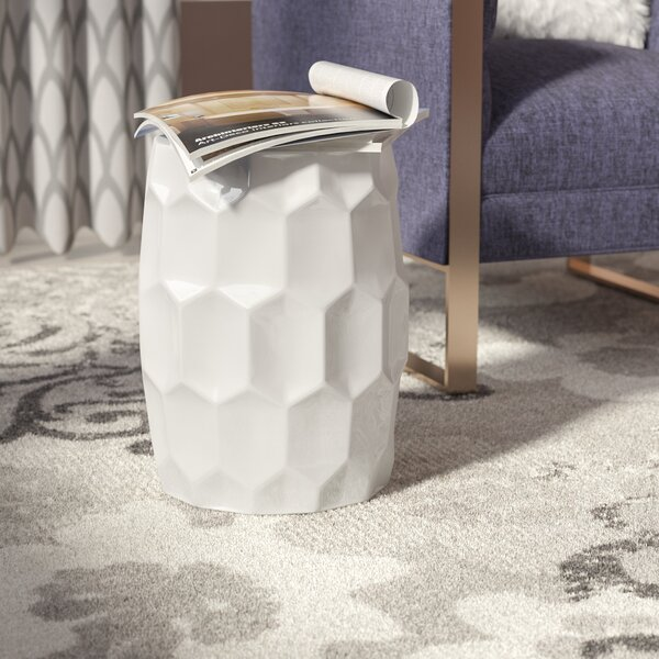 Karg Garden Stool by Willa Arlo Interiors