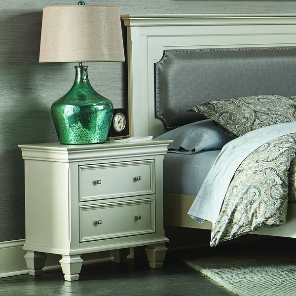 Magdalen 2 Drawer Nightstand by Willa Arlo Interiors