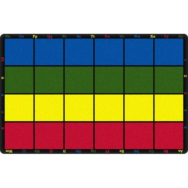 Bernier Blue/Green/Yellow Rug