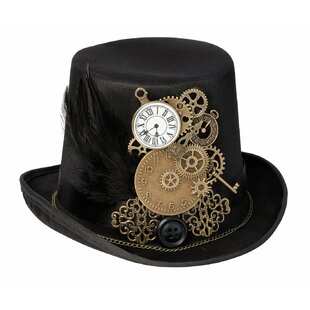 Steampunk Top Hat Ring Holder 01c7abcc33dc