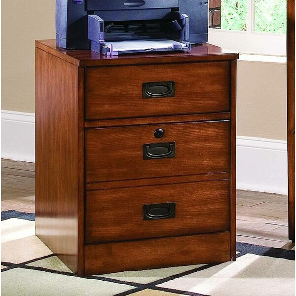 Danforth 2-Drawer Vertical Filing Cabinet