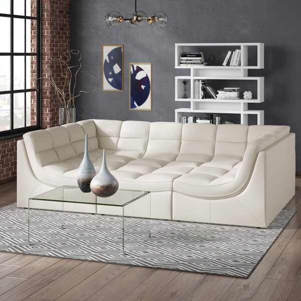 Review Weisman Reversible Modular Sectional With Ottoman