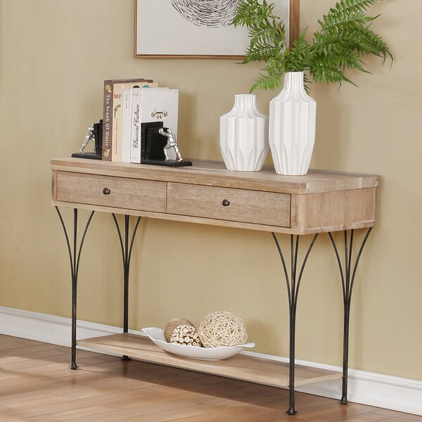 Pitzer Media Console Table By Williston Forge