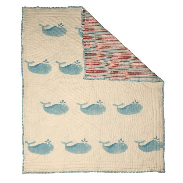 Whale Quilt by Naaya by Moonlight