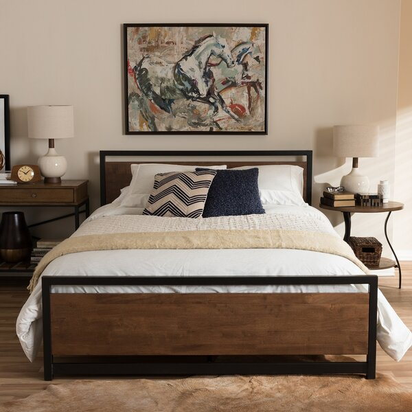 Adelaide Platform Bed by Modern Rustic Interiors