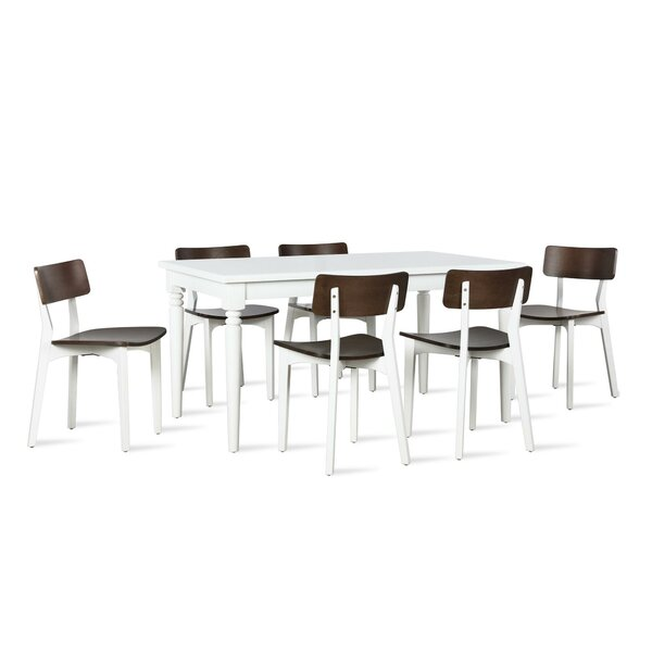 Varick 7 Piece Dining Set by Novogratz Novogratz