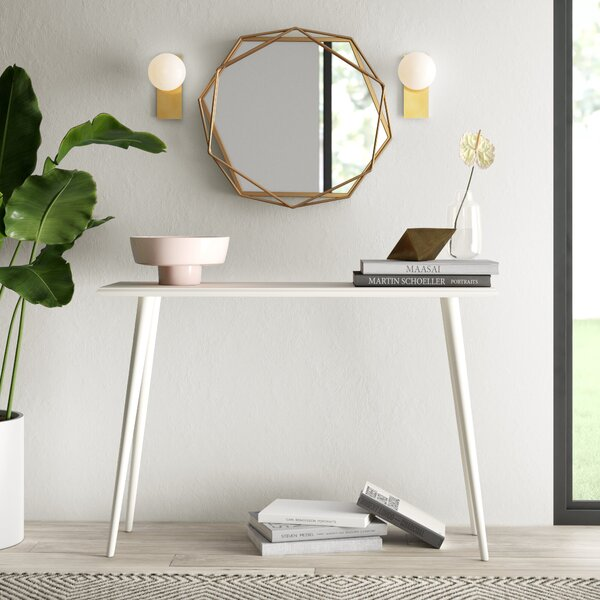 Lujan Console Table by Mercury Row