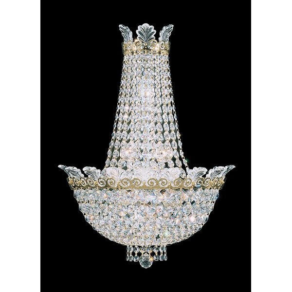 Roman Empire 6-Light Flush Mount by Schonbek