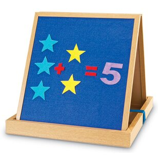 Check Prices Folding Board Easel By Learning Resources