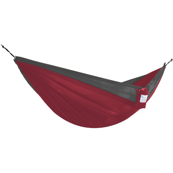 Jaden Parachute Nylon Single Camping Hammock by Freeport Park Freeport Park