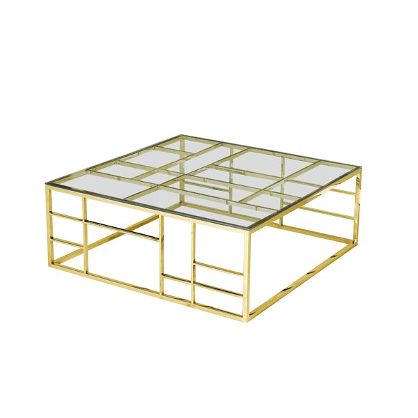 Placencia Coffee Table by Mercer41 Mercer41