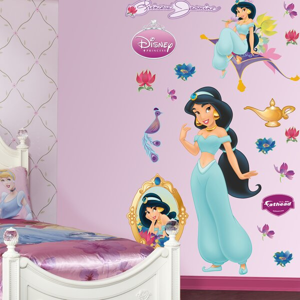 Disney Jasmine Wall Decal by Fathead