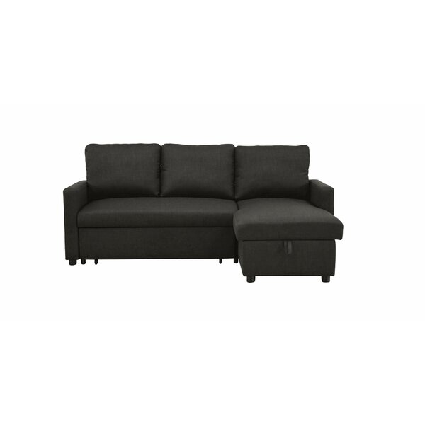 Free S&H Pande Right Hand Facing Sleeper Sectional