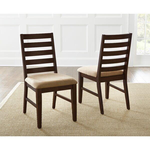 Yonkers Dining Chair (Set of 2) by Alcott Hill