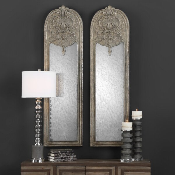 Frame Accent Mirror by Astoria Grand