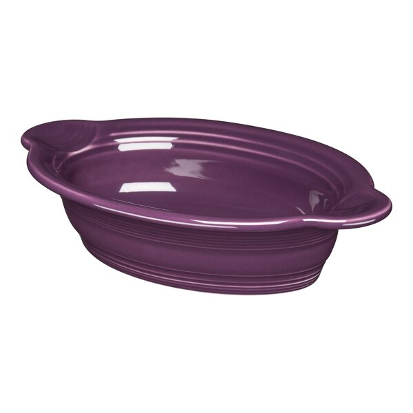 Oval Individual Casserole by Fiesta