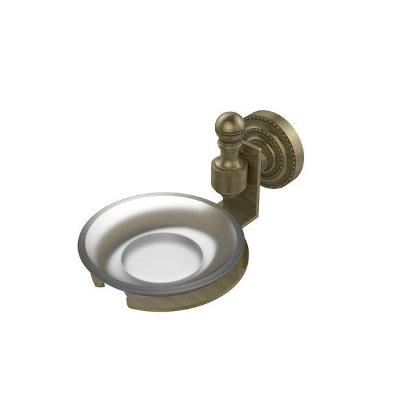 Universal Retro Dot Soap Dish by Allied Brass