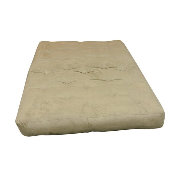 4 Cotton Cot Size Futon Mattress by Gold Bond