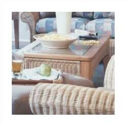 Yogyakarta  Coffee Table by South Sea Rattan