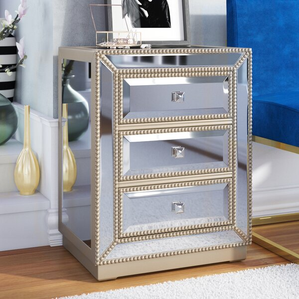 Primm 3 Drawer Accent Chest by Willa Arlo Interiors