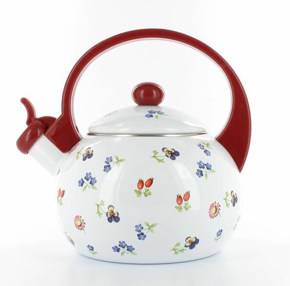 Petite Fleur 2.1-qt. Tea Kettle by Villeroy & Boch