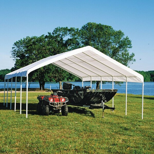 Super Max 18 Ft. X 30 Ft. Canopy By Shelterlogic.