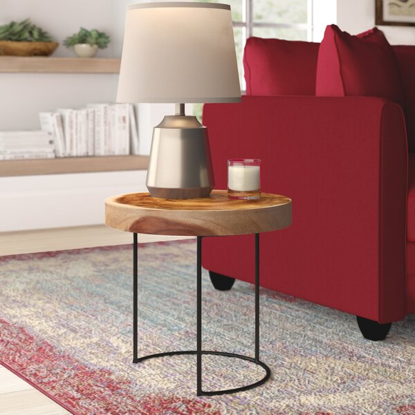 Madisen End Table By Mistana