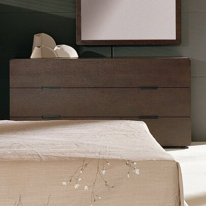 6 Drawer Double Dresser by Hokku Designs