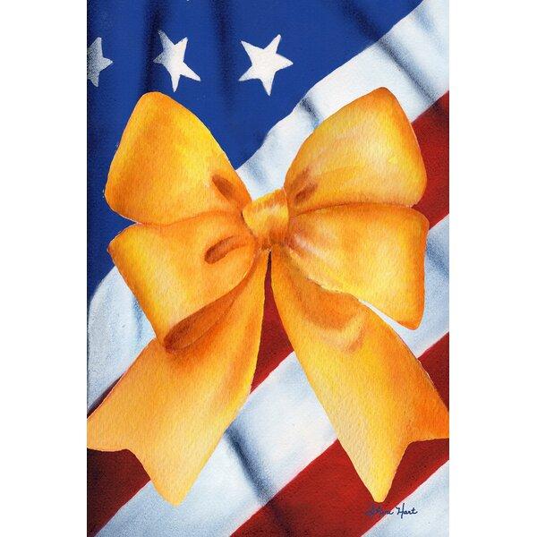USA Strong Garden flag by Toland Home Garden