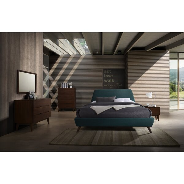 Drumnacole Platform 5 Piece Bedroom Set by Corrigan Studio