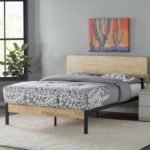 Modern Contemporary Metal Platform Bed Frame AllModern