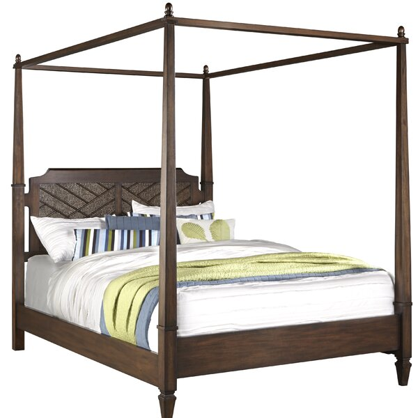 Smotherman Canopy Bed by Bay Isle Home