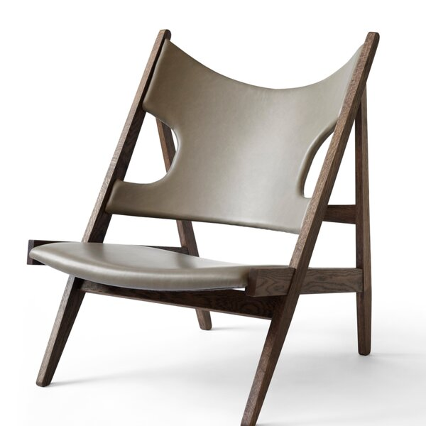 Knitting Lounge Chair By Menu