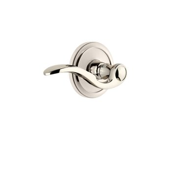 Bellagio Privacy Door Lever with Circulaire Rosette  sc 1 st  Wayfair & Grandeur Bellagio Privacy Door Lever with Arc Rosette | Wayfair