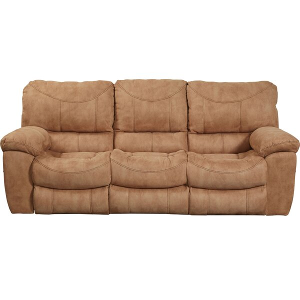 Terrance Reclining Sofa by Catnapper