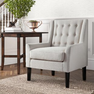 Tight Back Upholstered Accent Chair Wayfair