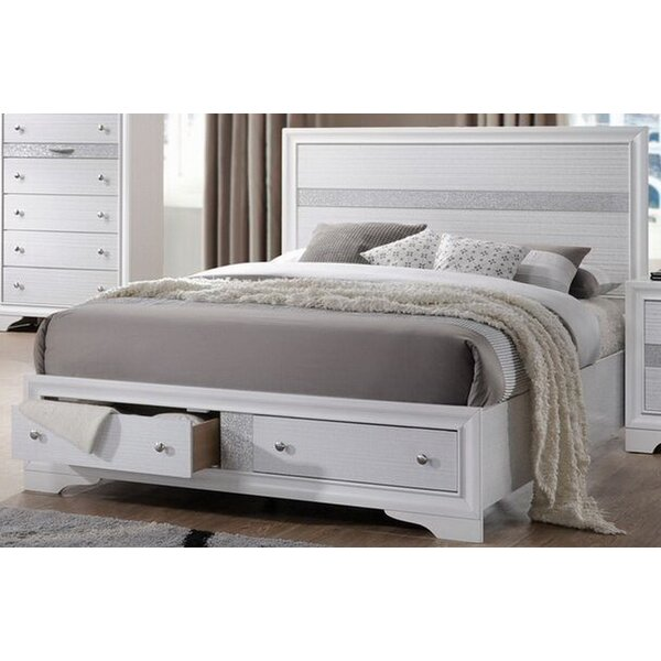 Mccreary Storage Standard Bed by Ebern Designs