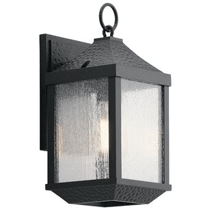 Best Reviews Springfield Outdoor Wall Lantern By Kichler