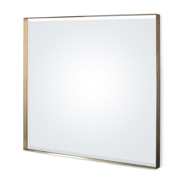 Quadrate Vanity Mirror by John-Richard