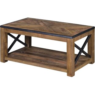 Inexpensive Battershell Coffee Table by Laurel Foundry Modern Farmhouse