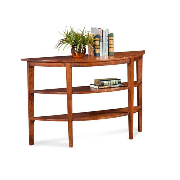 Braxton Culler Brown Console Tables