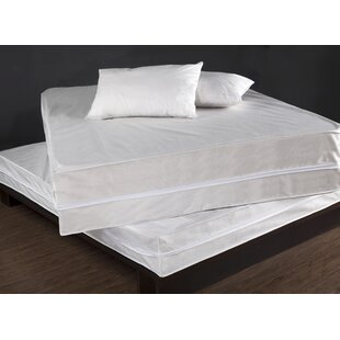 Top Reviews Bed Bug & Dust Mite Control Complete Bed Hypoallergenic Waterproof Mattress Protector Set By PermaShield