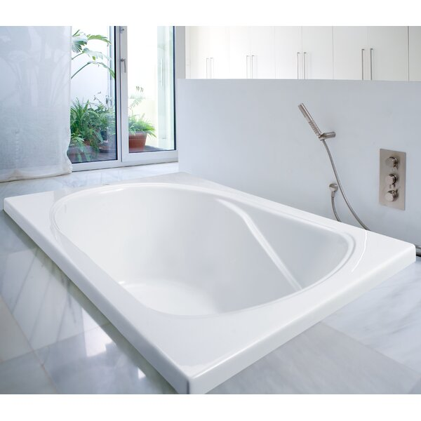 Hallmark 60 x 32 Soaking Bathtub by Clarke Product