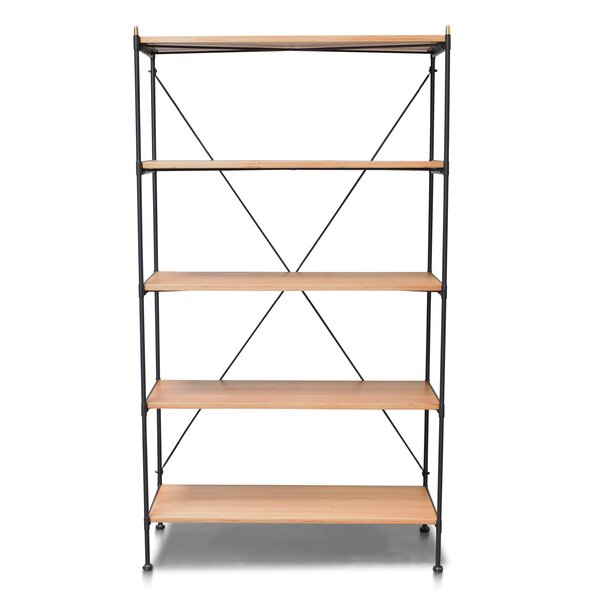 Agatha Etagere Bookcase by 17 Stories