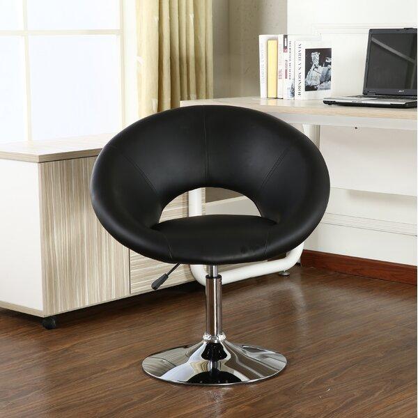 Hellman Papasan Dining Chair by Wade Logan