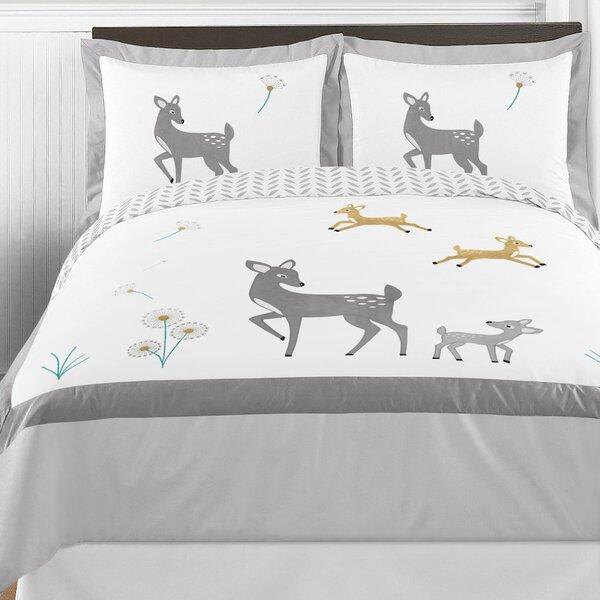Forest Deer Comforter Collection by Sweet Jojo Designs