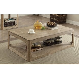 Dupre Coffee Table Rosecliff Heights