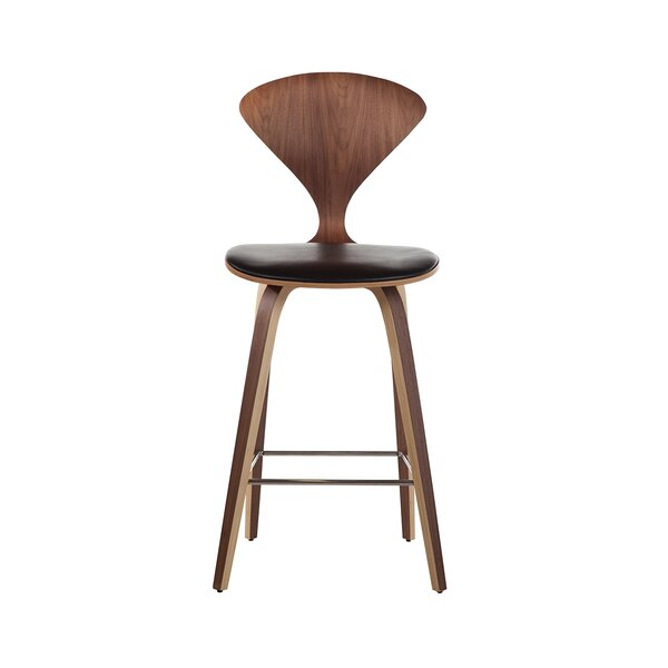 Weintraub 28.5 Bar Stool by Brayden Studio